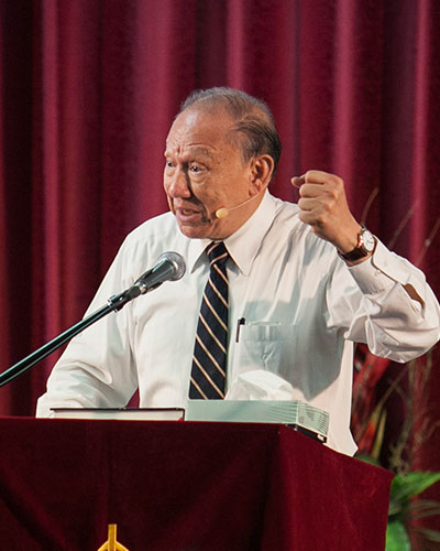 Pdt Dr Stephen Tong